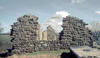 Bovevagh Old Church and Mortuary House