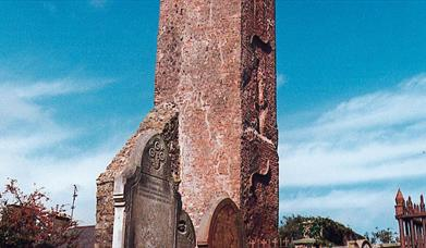 Old Church Tower Ballymoney