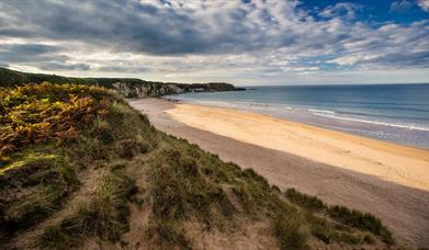 Whitepark Bay, North Antrim Coast