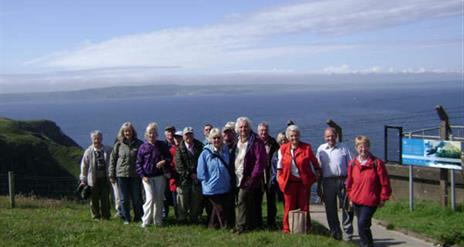 Rathlin Walking Tours